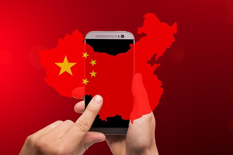 Mobile gaming in China