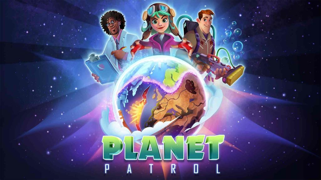 4Good Games Planet Patrol