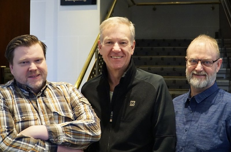 Nordic Game Ventures Co-founders