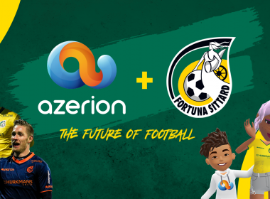 Azerion and Fortuna Sittard