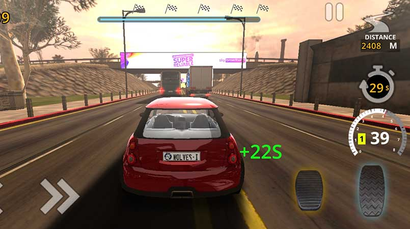 admix in-play ad platform car games