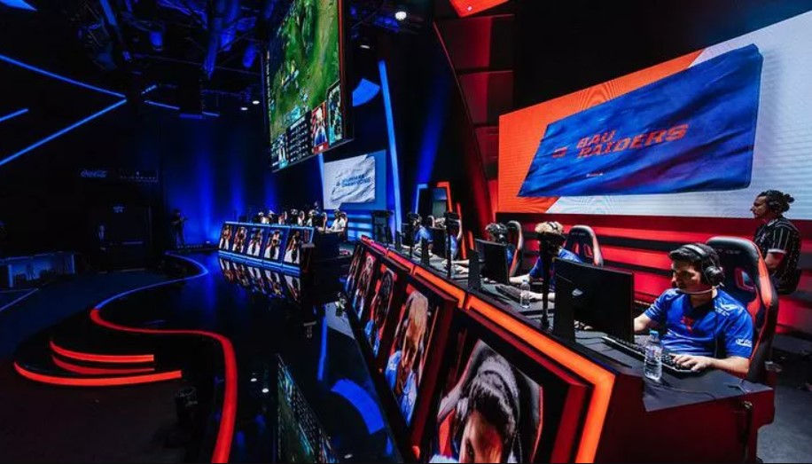 5G technology and esports