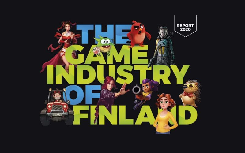 The Game Industry of Finland