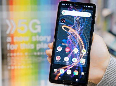 5g supported smartphones