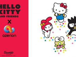 azerion sanrio hello kitty and friends