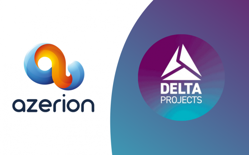Azerion acquired Delta Projects