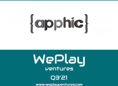 weplay ventures apphic games