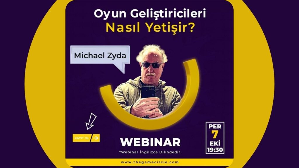 michael zyda the game circle event